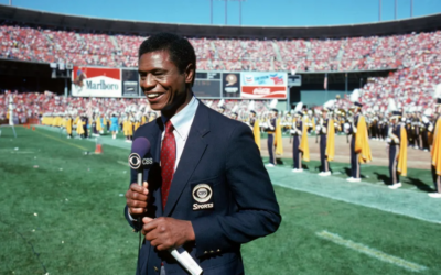 Irv Cross, 1st Black Full-Time Sports Analyst on National Television, Dead at 81